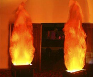 Своими руками звуки огня