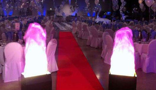 Свадьба в небольших помещениях